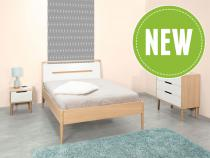 Nice - Meble do sypialni w nowoczesnym stylu skandynawskim kolekcja Nice