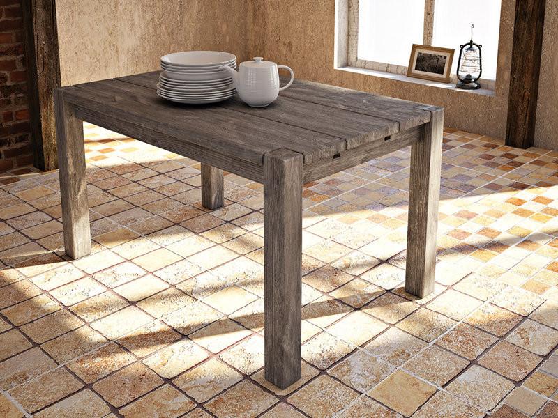 Rustykalny stół Country 32, 200cm - wyprzedaż