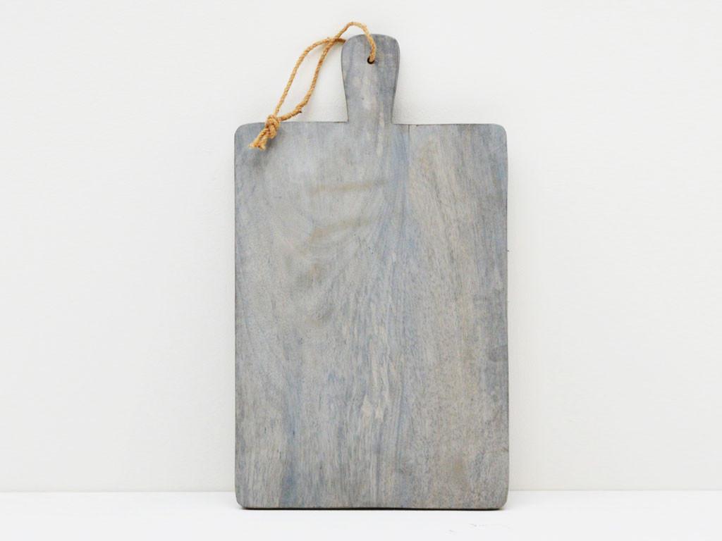Deska do krojenia z drewna teakowego This & That 1