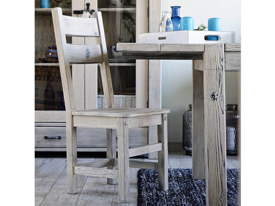 drewniane krzeslo do kuchni