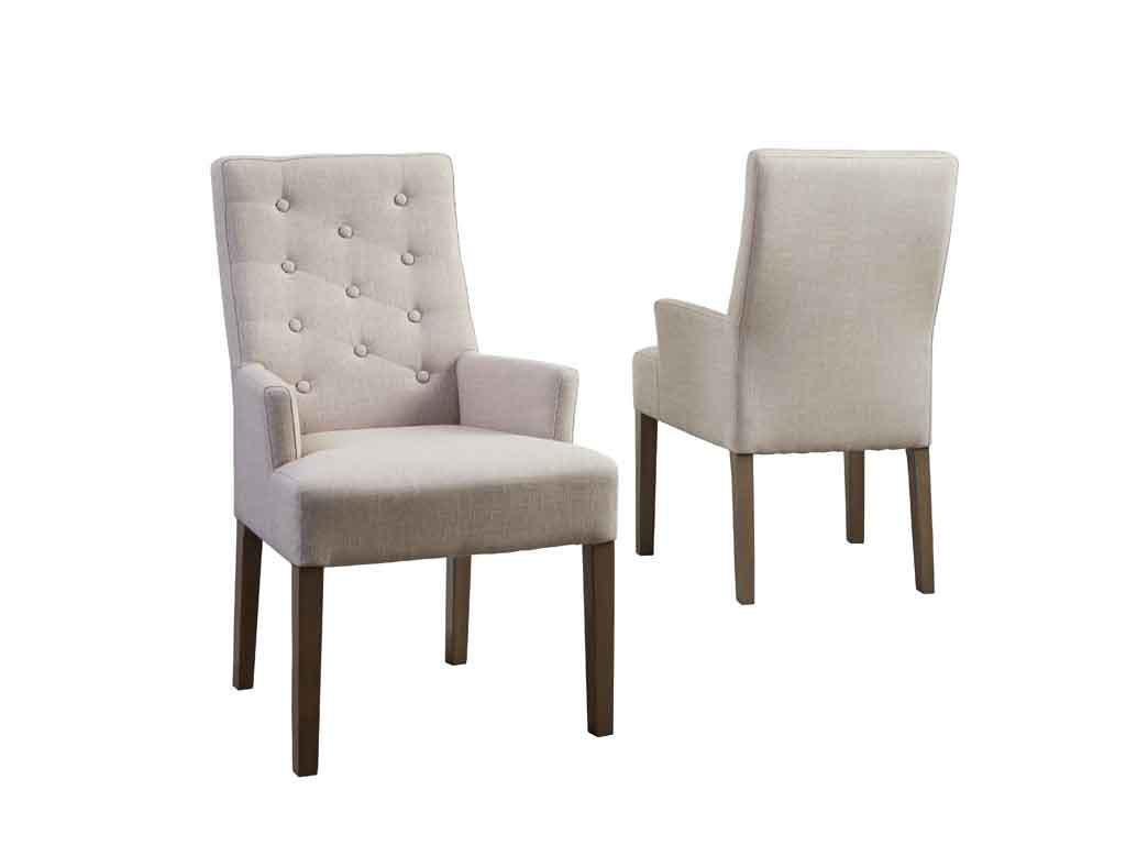 Fotel tapicerowany Kross 1