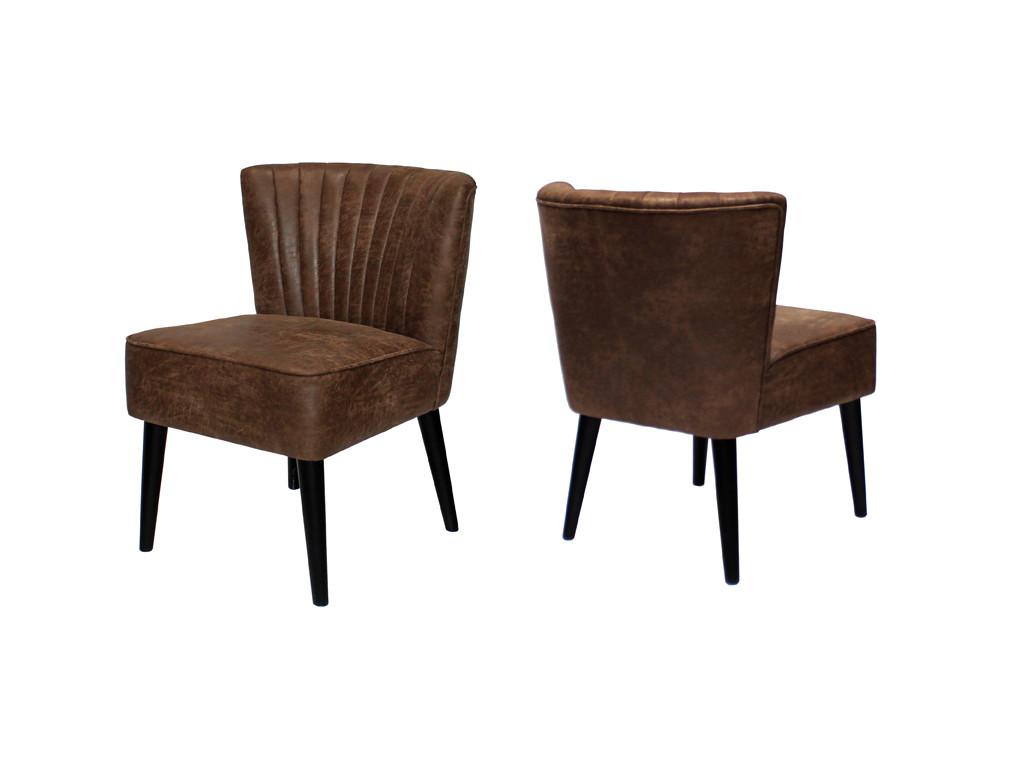 Fotel tapicerowany Dubel 1