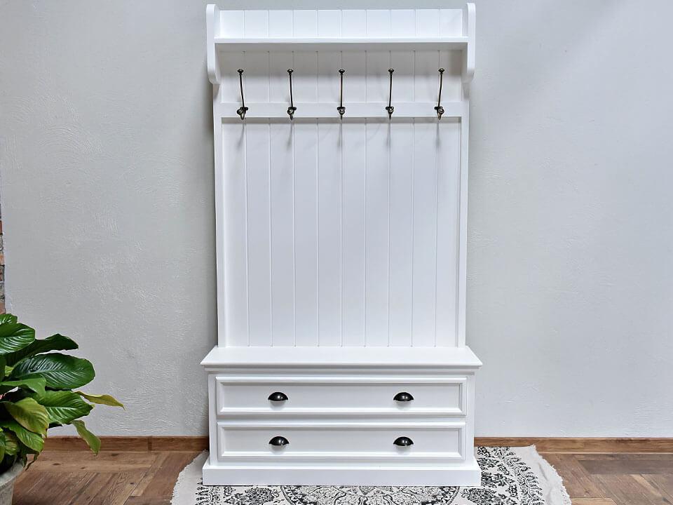 Garderoba drewniana Charlotte New 2