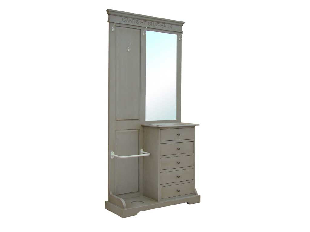 Garderoba drewniana Charlotte New 1