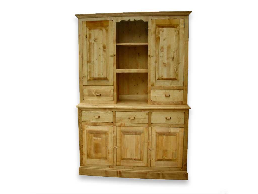 Kredens drewniany Mexicana 7