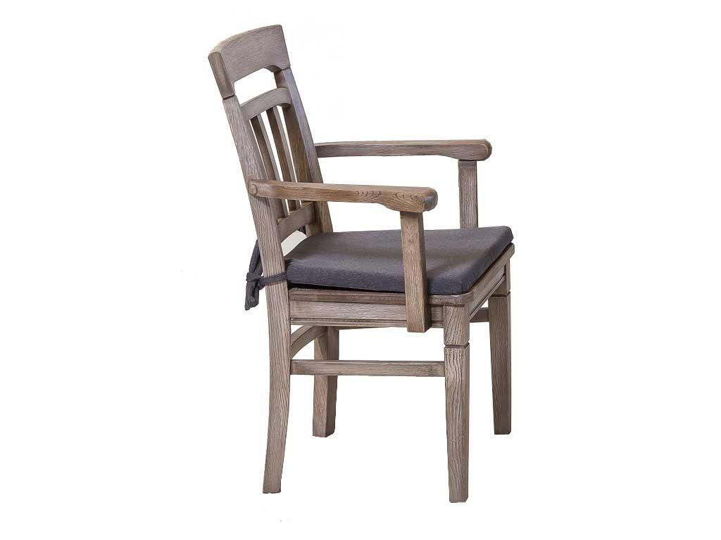 Krzesło z drewna dębowego Elizabeth 2