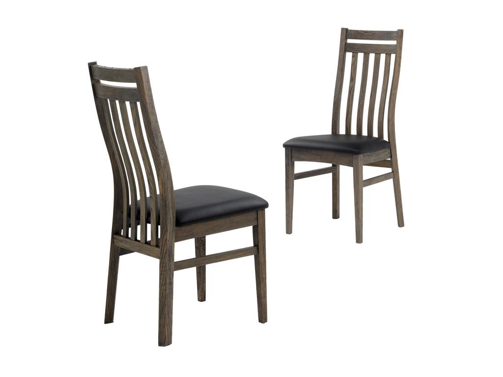 Krzesło dębowe Jersey 1