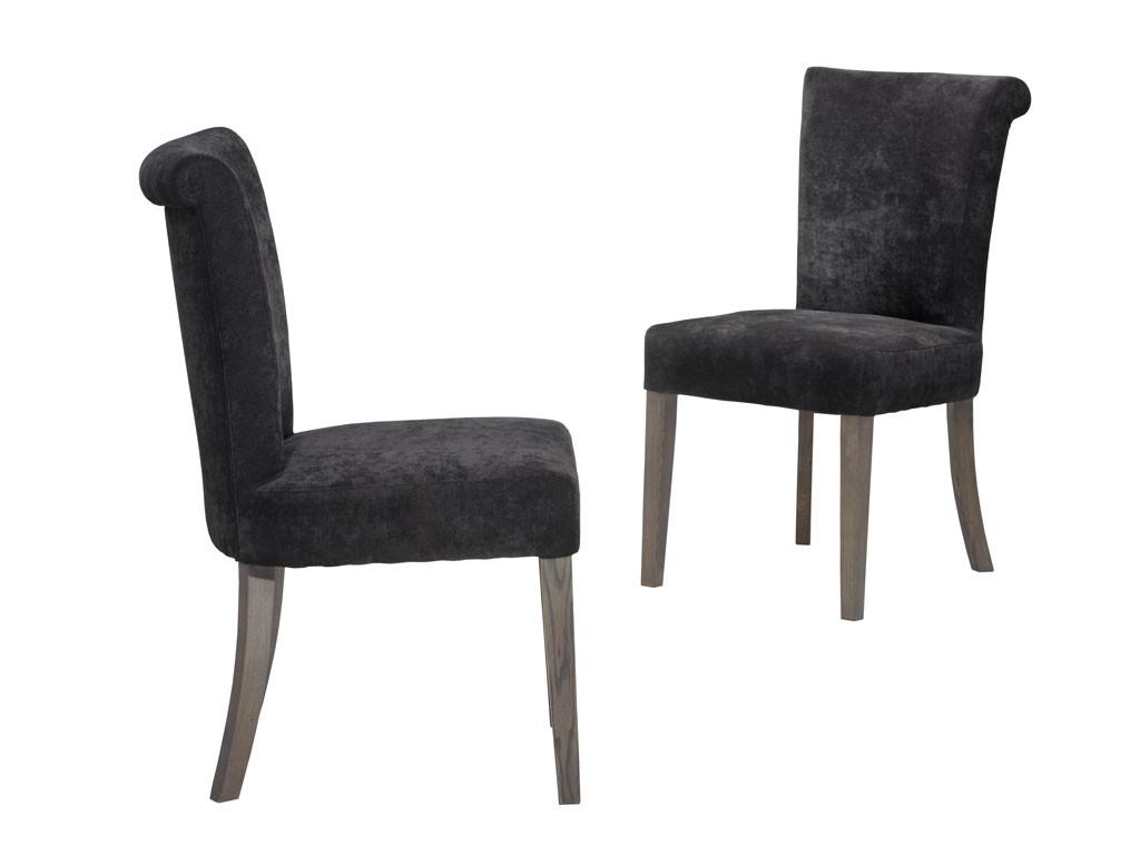 Krzesło tapicerowane Kross 1