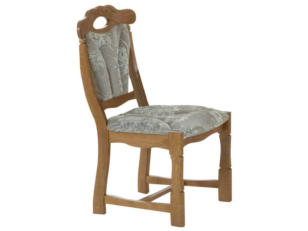 Krzesło z drewna dębowego Mona 2