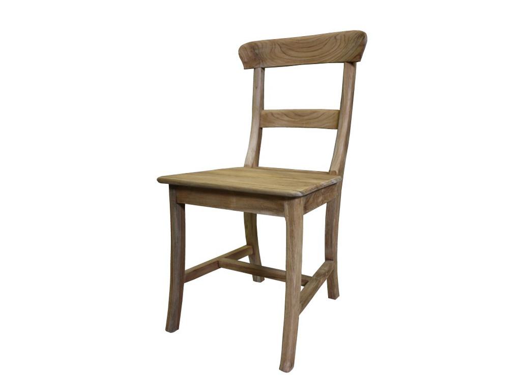 Krzesło teakowe Natural 3