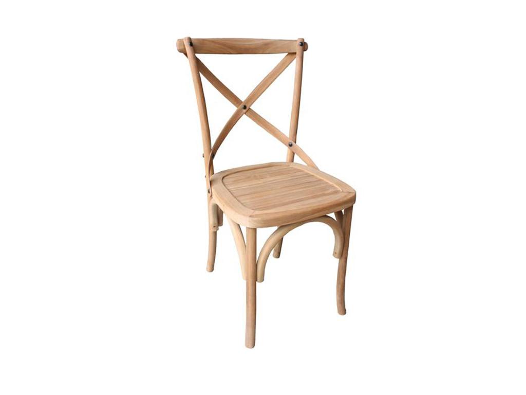 Krzesło teakowe Natural 7