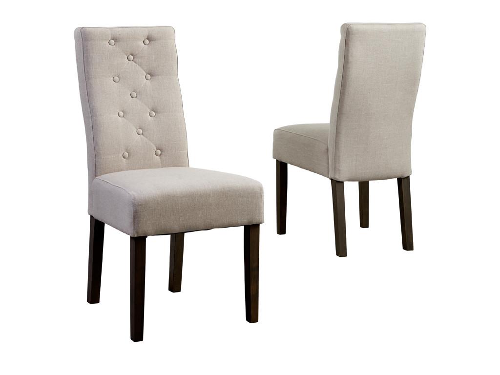 Krzesło z drewna dębowego Ontario 1