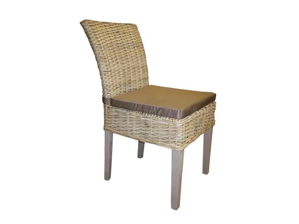 Rattanowe krzesło Rattan Home 2