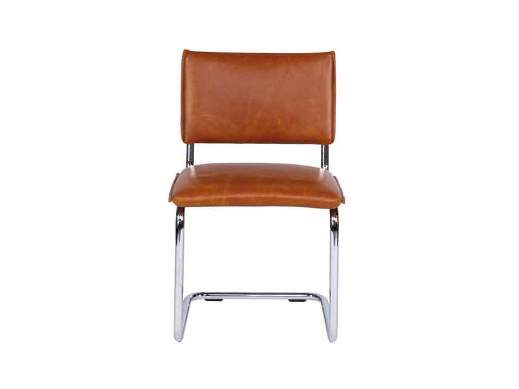 Krzesło skórzane Levi 2 szt.