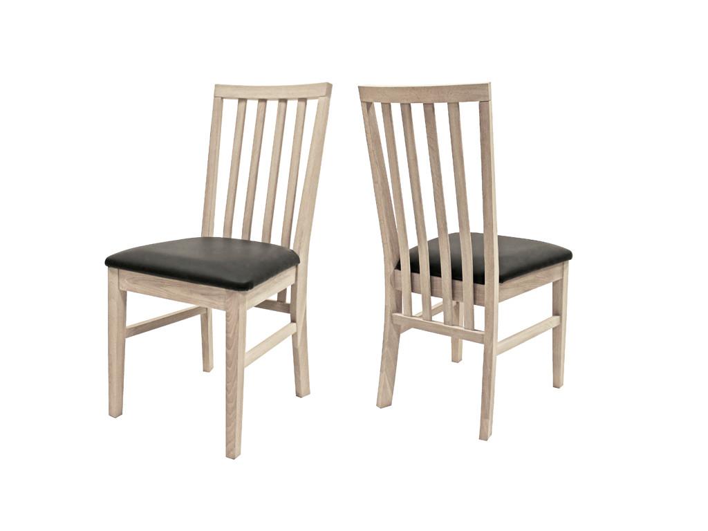 Krzesło z drewna dębowego Tacoma