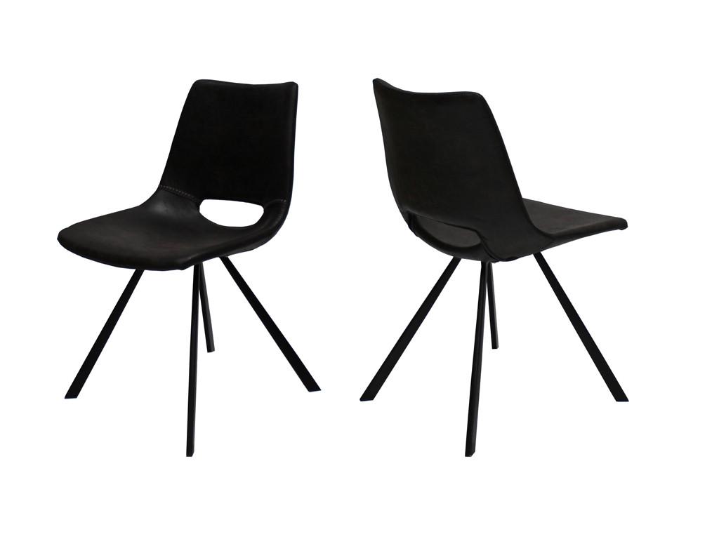Krzesło tapicerowane Dubel 3