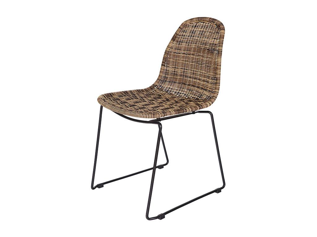 Designerskie krzesło West 2 szt.