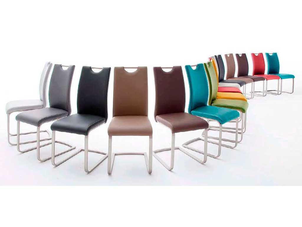 krzesło z uchwytem