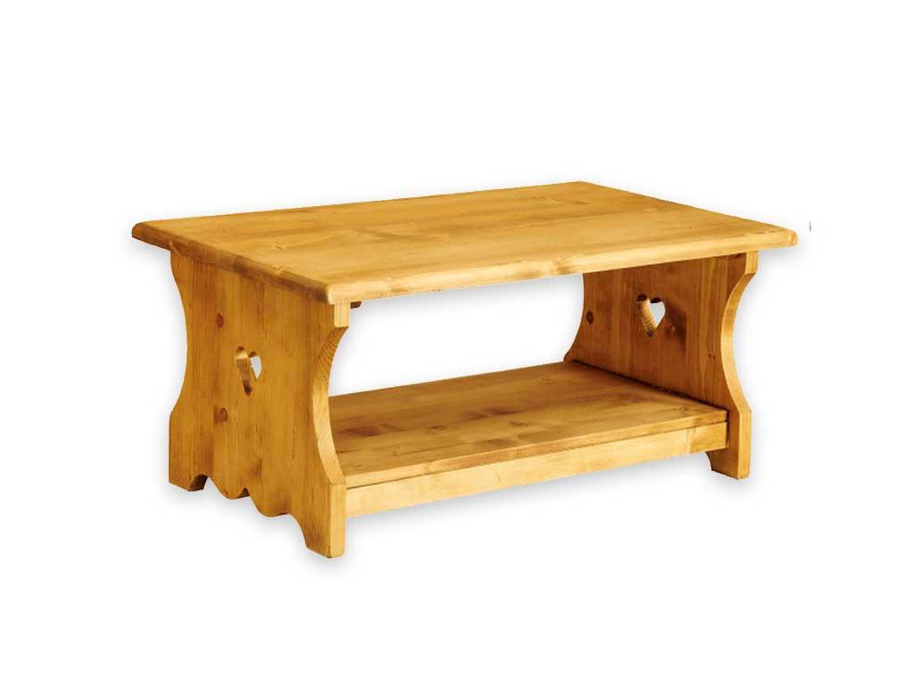 Ława drewniana Mexicana 1