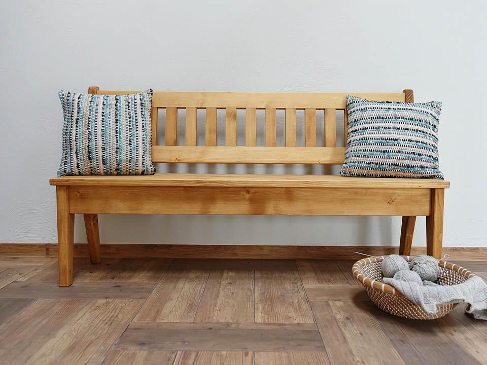 Ławka drewniana Mexicana 6