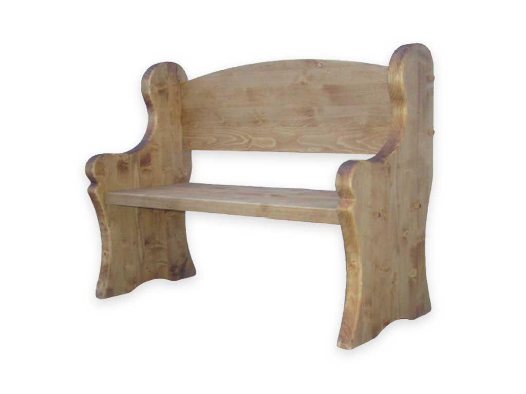 Ławka drewniana Mexicana 1