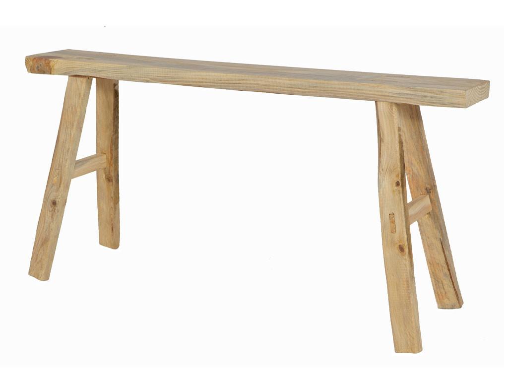 Ręcznie robiona ławka sosnowa Penn