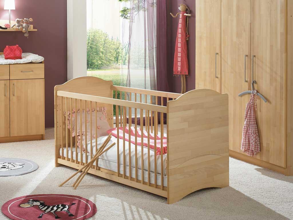 Łózeczko dziecięce Arielka 70x140 cm