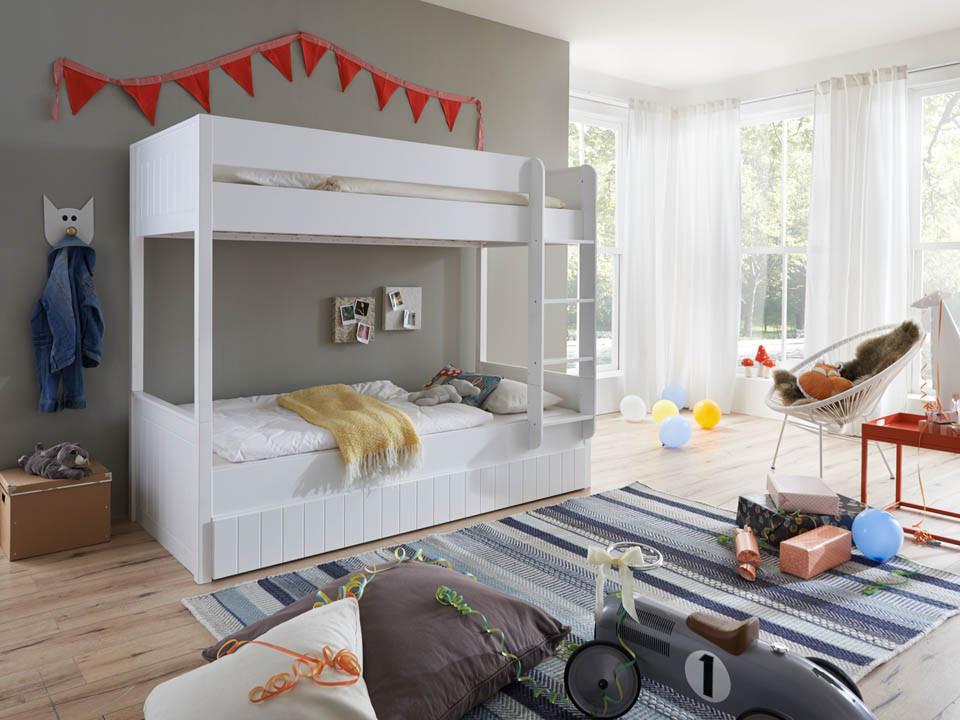 Łóżko piętrowe Wendy 79 90x200