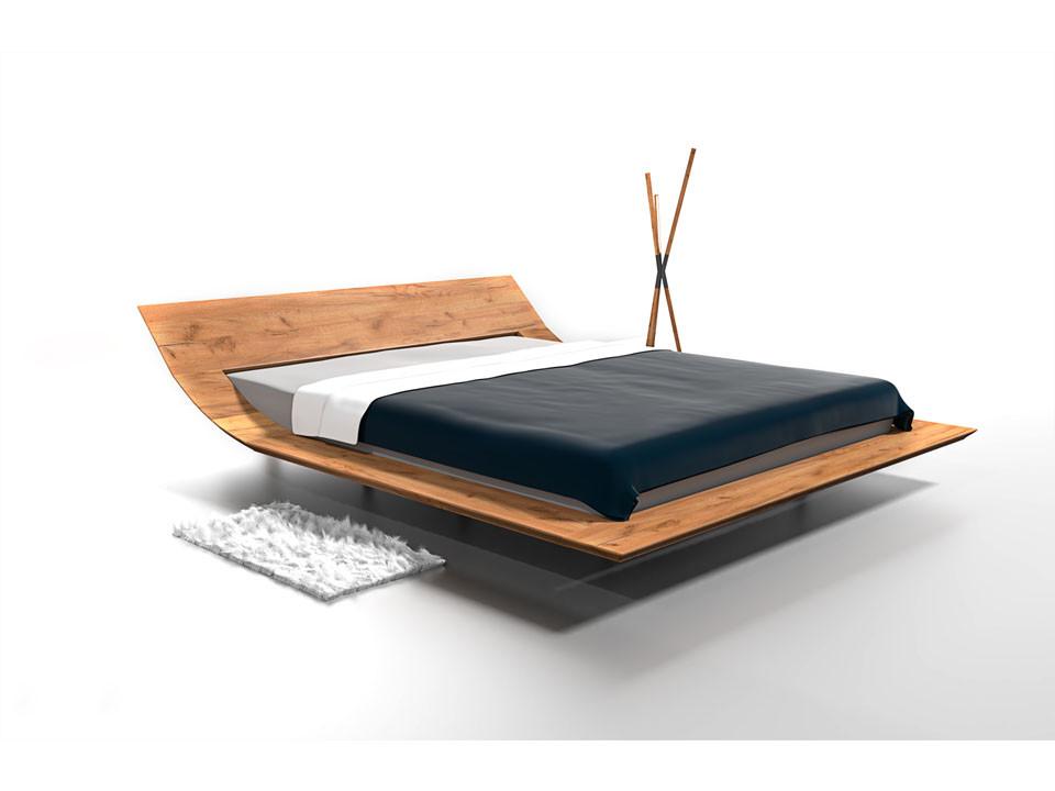 Drewniane Łózko Mutombo