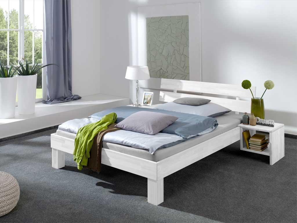 Łóżko z drewna bukowego Cleo II 180