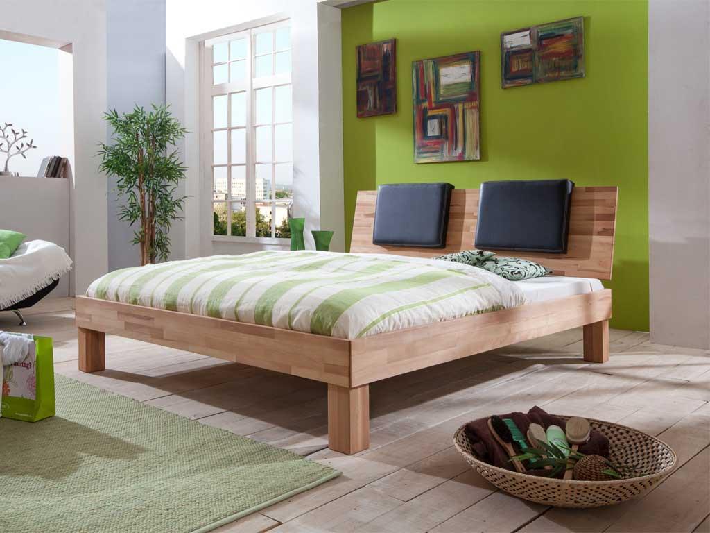 Łóżko z drewna bukowego Cleo III 140