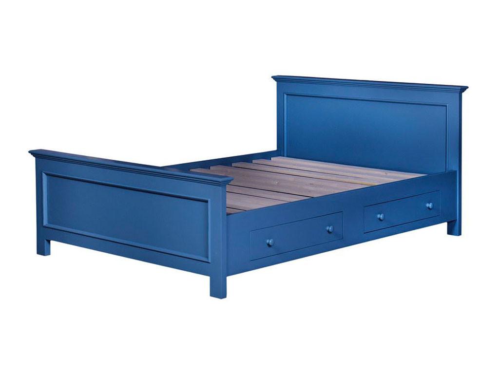 Łóżko z szufladami Charlotte 114 140x200