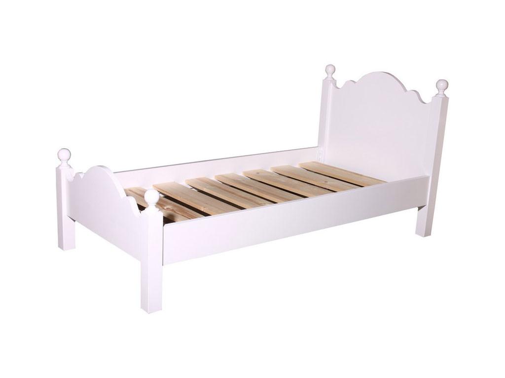 Łóżko sosnowe Charlotte 236 140x200