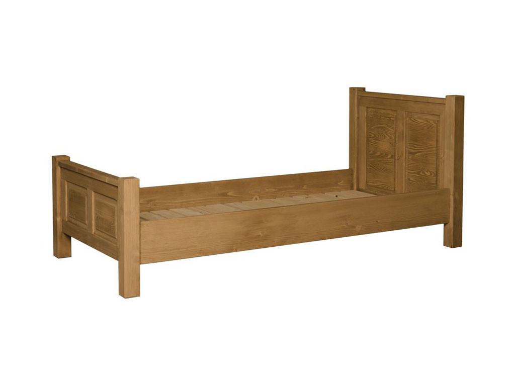 Łóżko sosnowe Charlotte 464 90x200