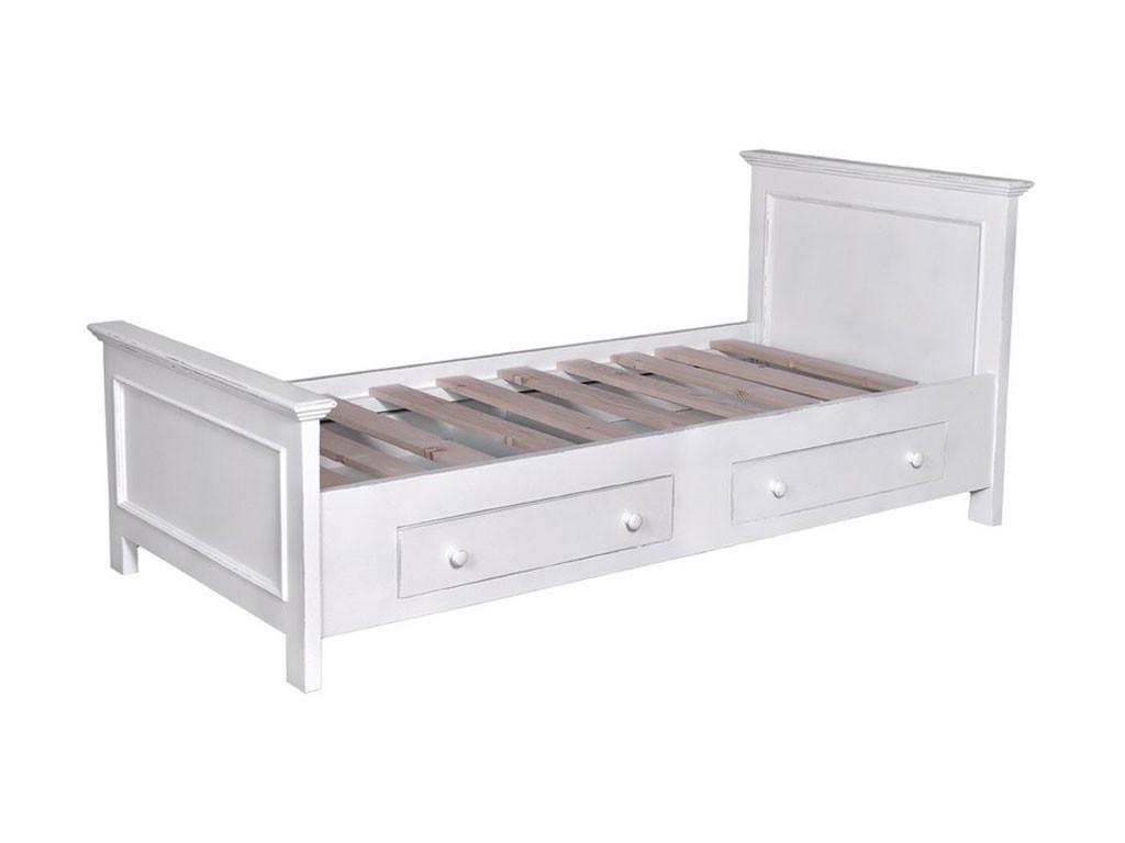 Łóżko z szufladami Charlotte 114 90x200