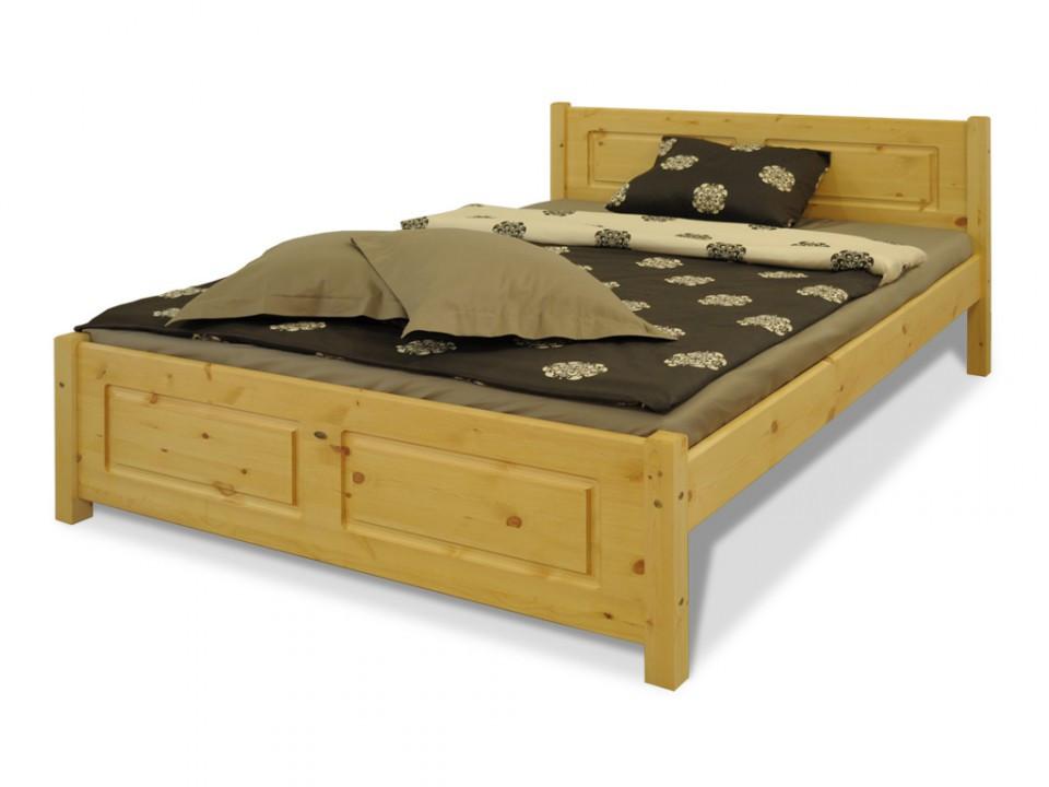 łóżko drewniane 180/200
