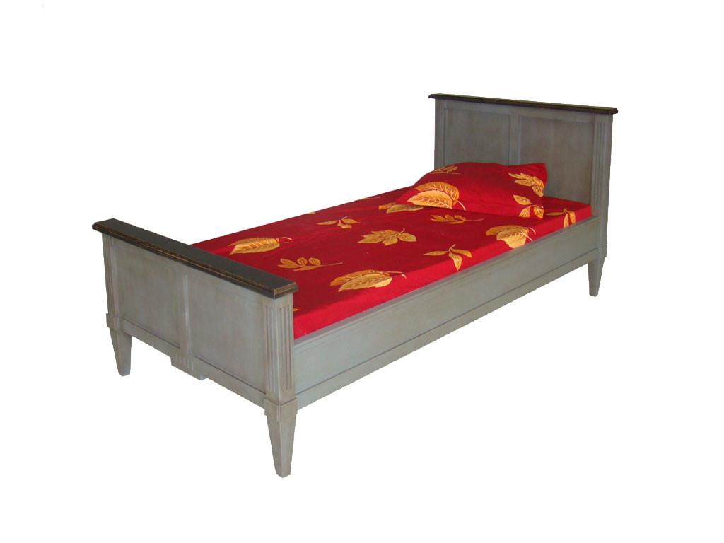 Łóżko drewniane Margot 1 90x200