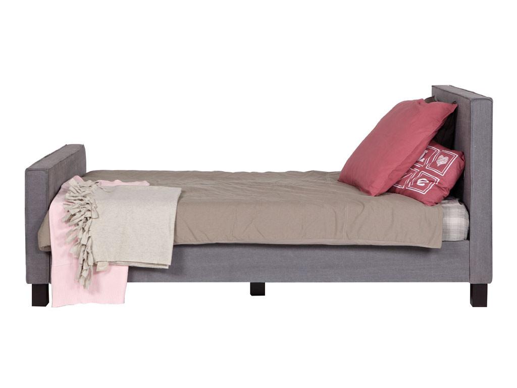 Łóżko tapicerowane z materacem Celis