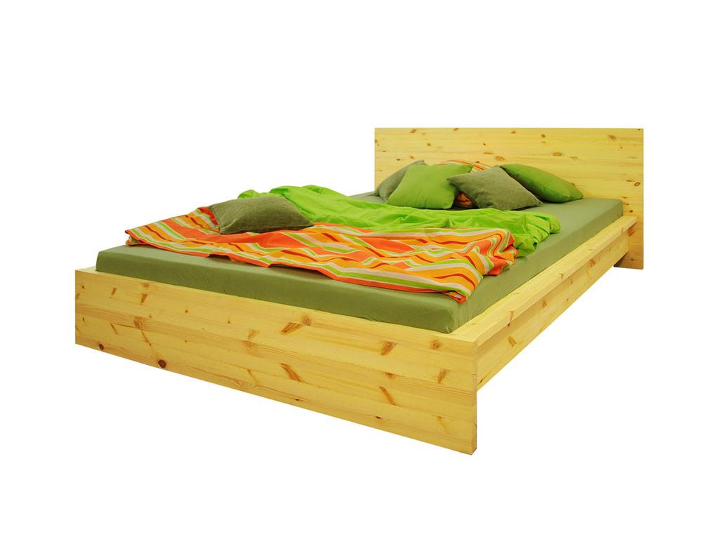 Łóżko sosnowe Alex 140