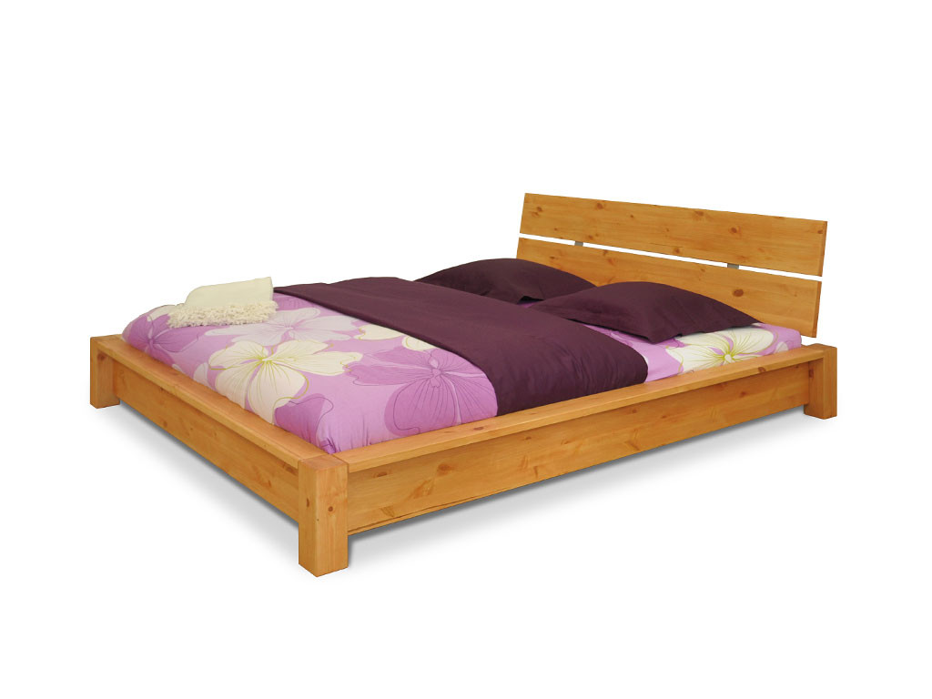Łóżko sosnowe Anna 160