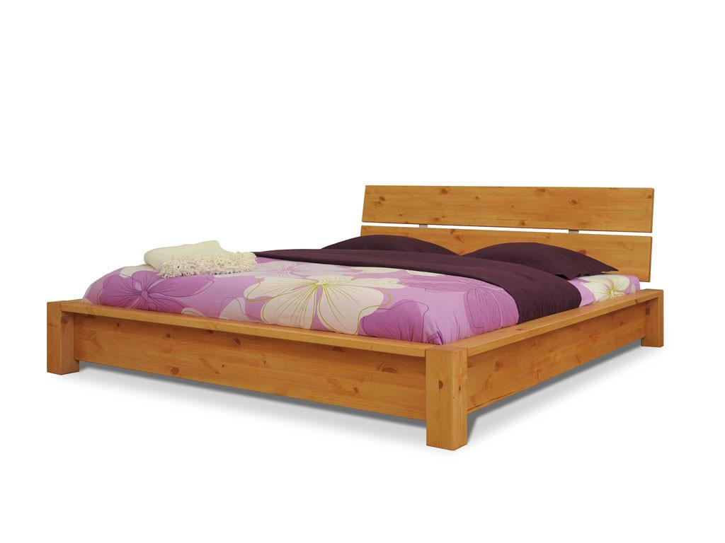 Łóżko sosnowe Anna 200