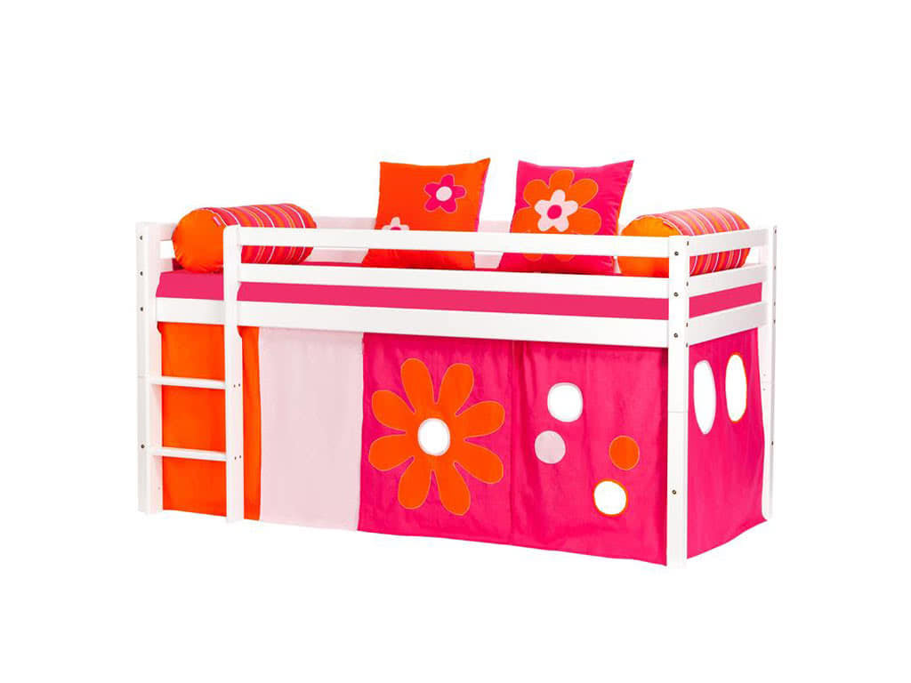łóżko z barierką