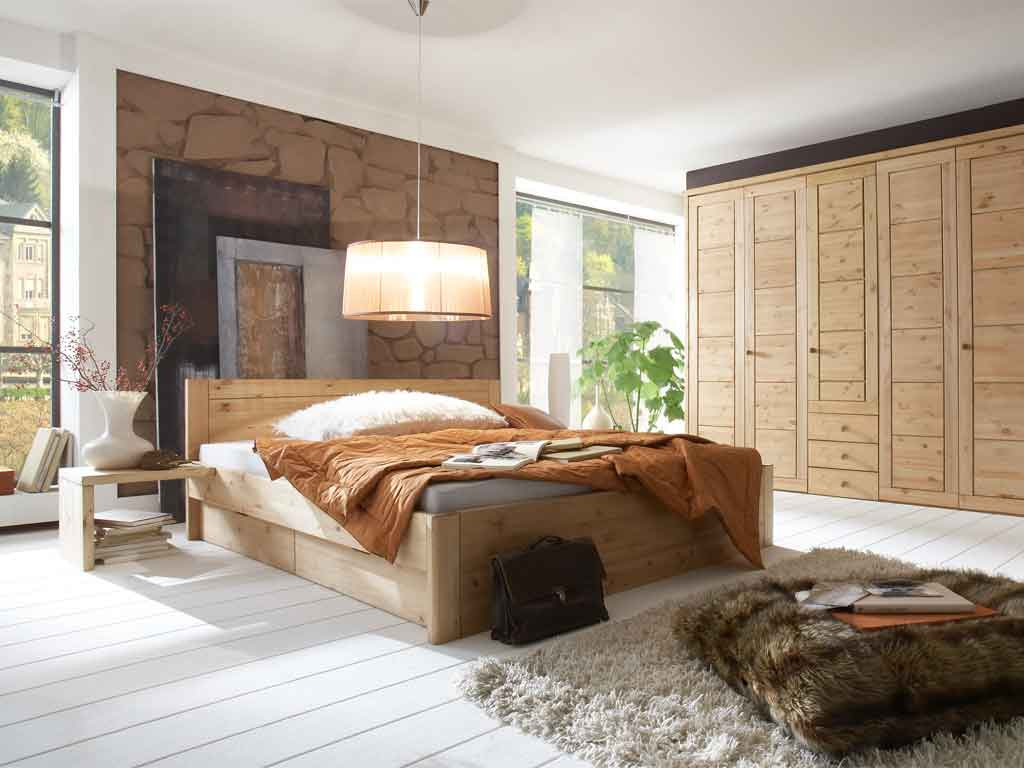 Łóżko sosnowe Bristol 100