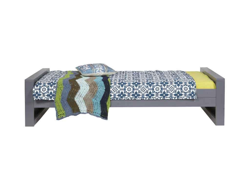Łóżko sosnowe Dennis - 90x200 1