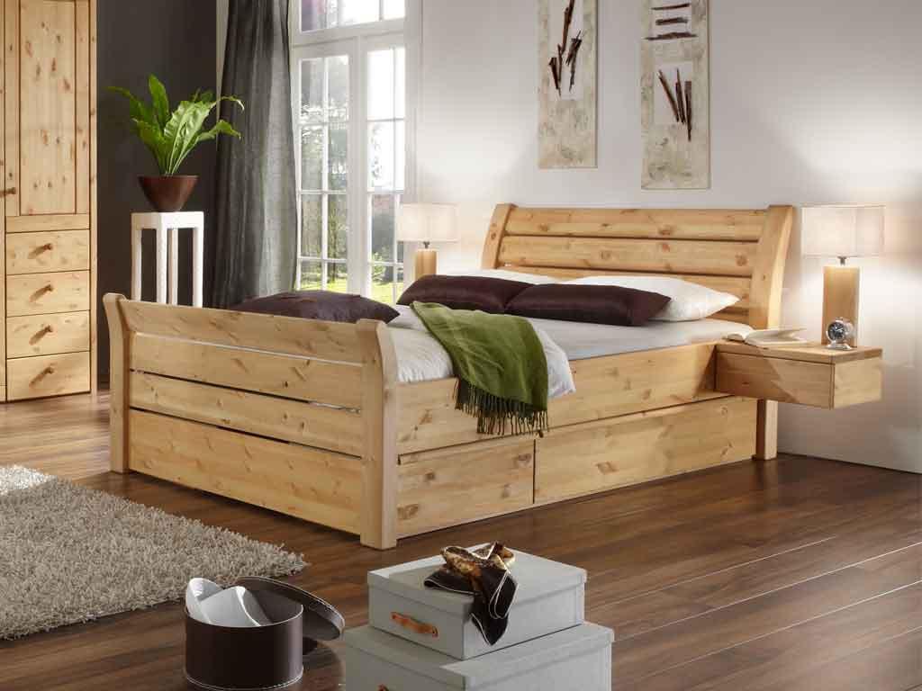 Łóżko sosnowe Majestic 160