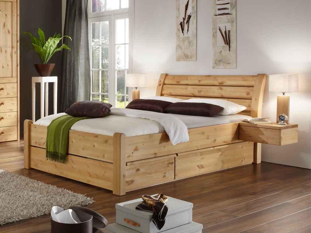 Łóżko sosnowe Majestic II 180