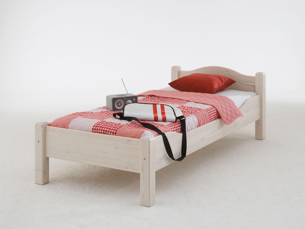 Łóżko sosnowe Modern 2 180x200