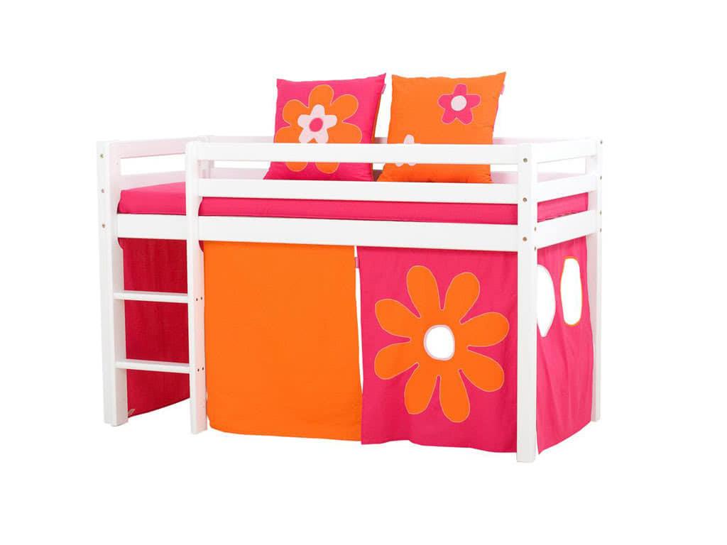 łóżko sosnowe antresola