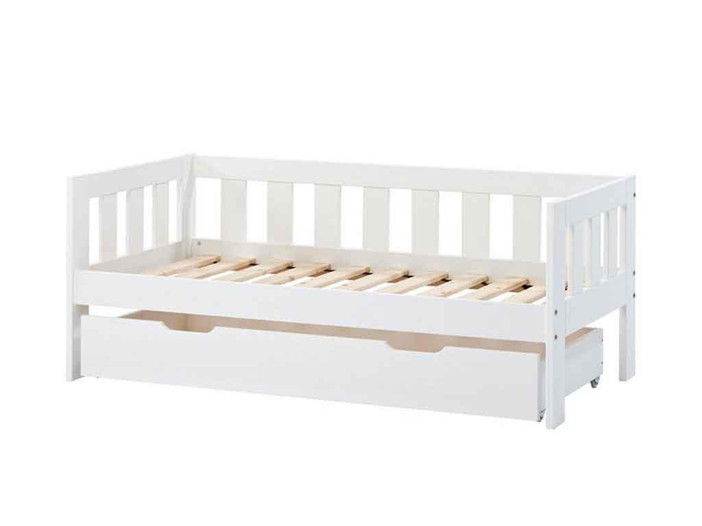 łóżko parterowe 70x160