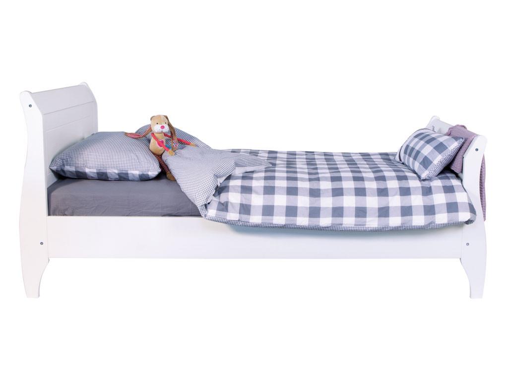 Łóżko sosnowe Joy